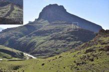 encuentran enigmatica muralla de 100 km de largo en Irán, pero no conocen quién la construyó