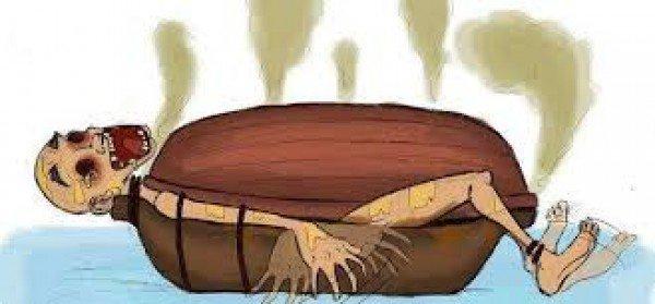 Escafismo: el método de tortura más aterrador del mundo antiguo