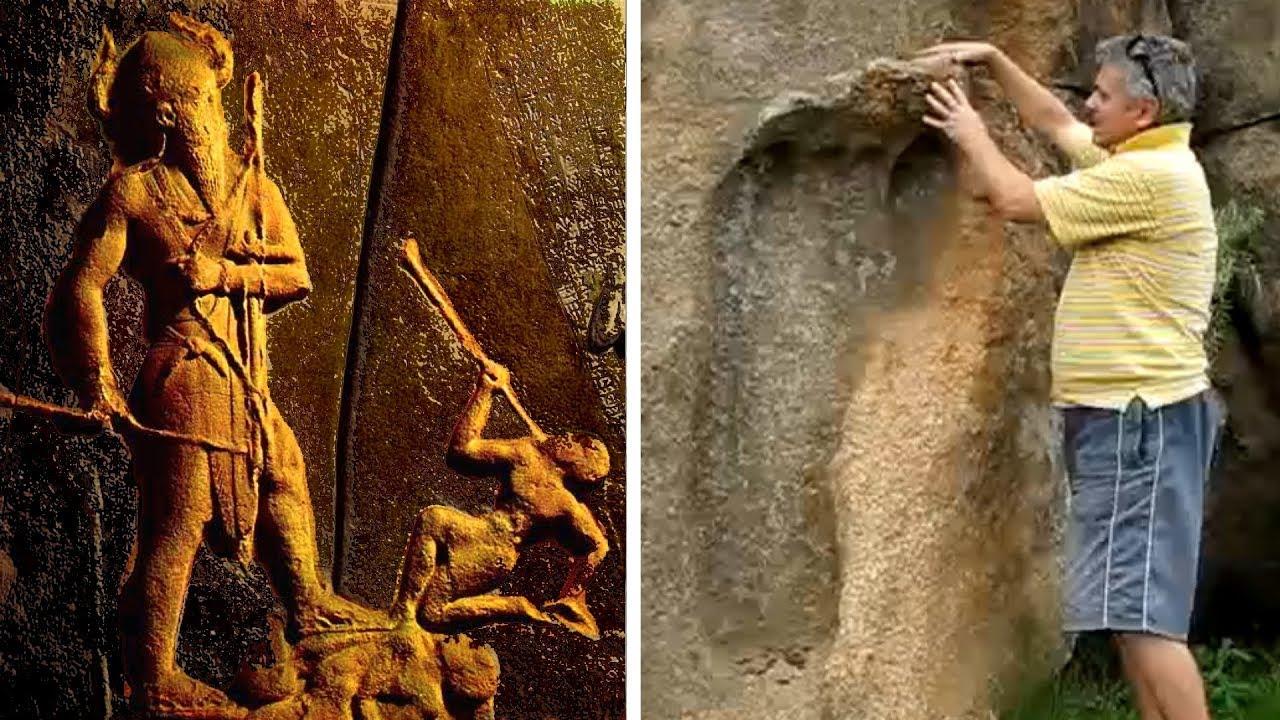 Evidencia de Gigantes Humanos – Los Nefilim de la Biblia