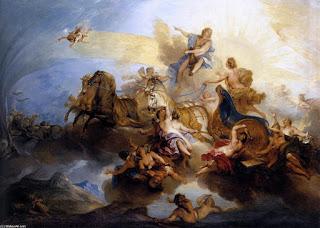 Faetón, hijo del Sol - Mitología Griega
