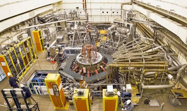 Físicos intentan crear una estrella artificial en el planeta para generar energía ilimitada