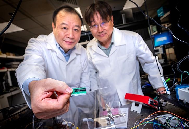 Investigadores crean un cifrador cuántico que es 1000 veces más pequeño que los previos