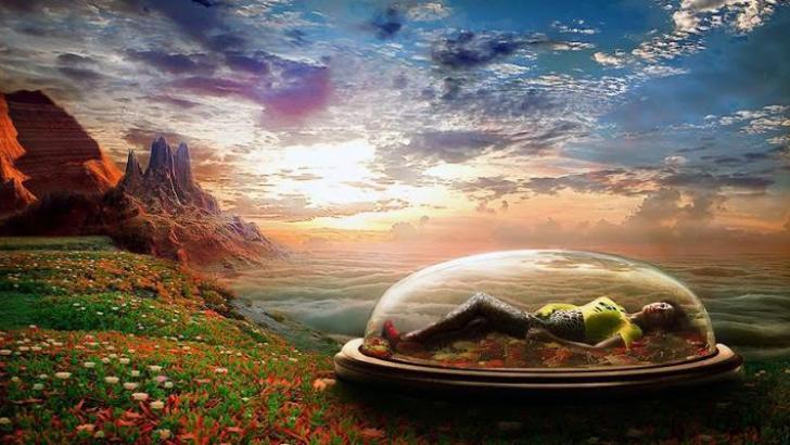 Los científicos dicen que viajamos a universos paralelos cuando soñamos