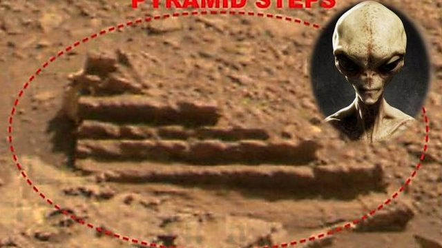 MARTE, Ruinas antiguas, fósiles, jeroglíficos y formas de vida fotografiados por NASA Rovers