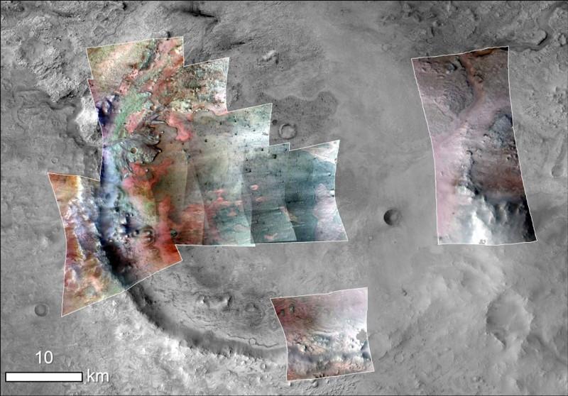 NASA buscará fósiles en Marte