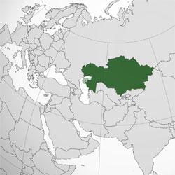 OVNIs en Kazajstán, Asia Central