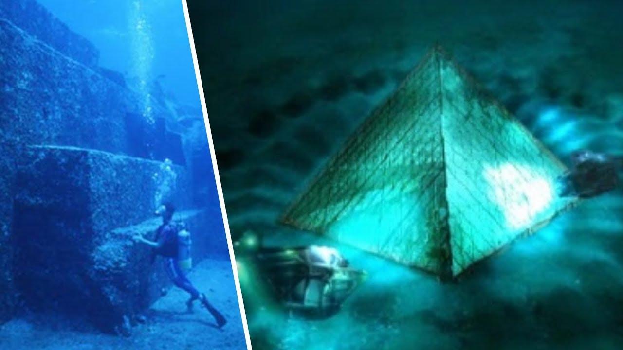 Pirámides Submarinas – Antiguos Transmisores de Energía