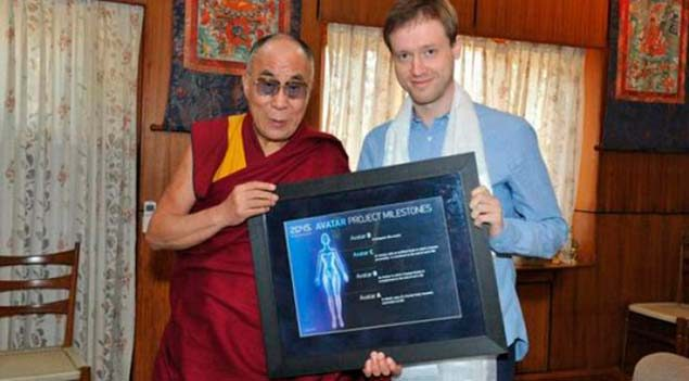 Proyecto Avatar: El camino hacia la inmortalidad