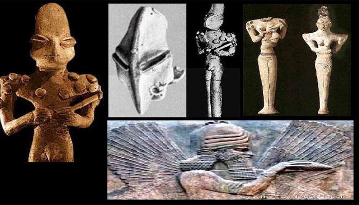 Quién creó a los Anunnaki?