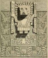 ¿Quién fue Viracocha, la deidad inca creador que vino del firmamento?.