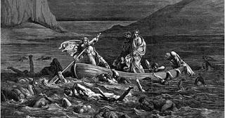 Río Estigia - Mitología Griega