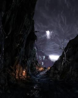 Río Estigia – Mitología Griega
