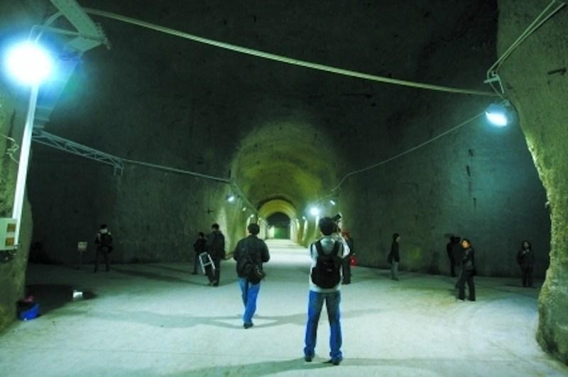 SubTropolis y la Planta Nuclear Militar 816, las cuevas artificiales más grandes del mundo