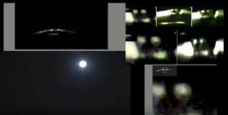 LOS ENTUSIASTAS DE LOS OVNIS ESTABILIZAN LAS INESTABLES SECUENCIAS DE VIDEO DE 2008 DE TURQUIA