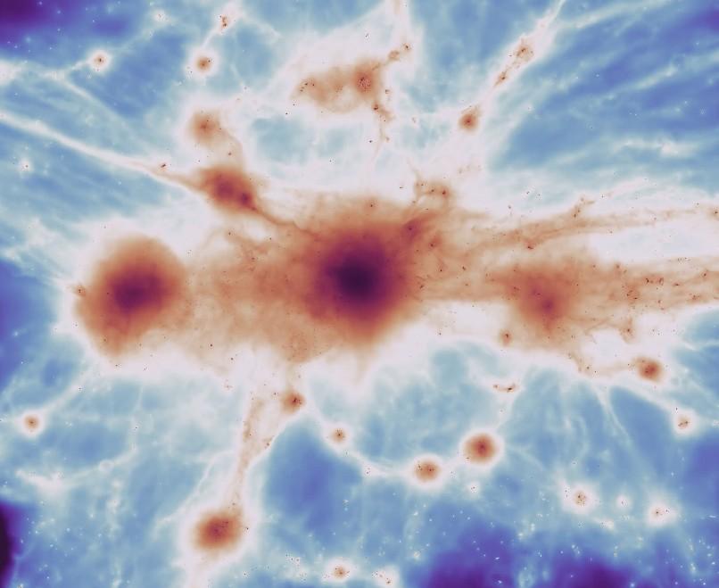 «El Universo es un ser vivo» Científicos hallan que las galaxias sincronizan sus movimientos, incluso si están alejadas