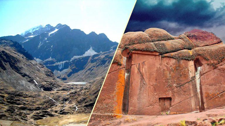 Los Archivos Perdidos de Lemuria – El Enigma de los Andes.