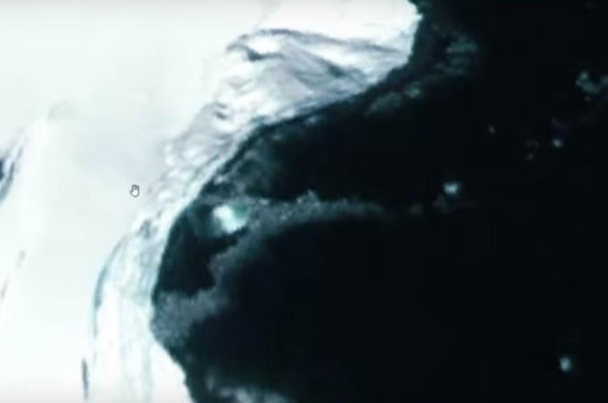 ¡La NASA ha fotografiado un ovni en la Antártida!
