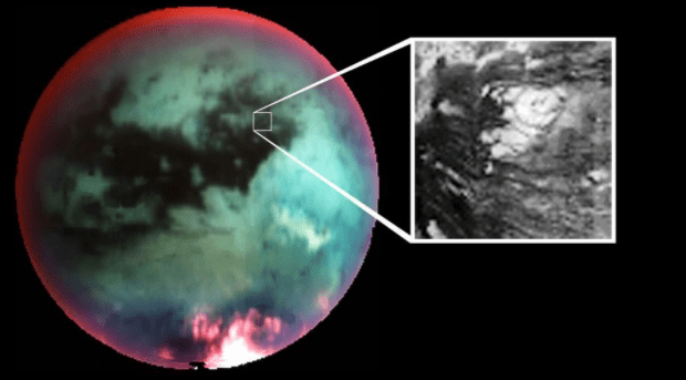 ¿Hay Señales de vida extraterrestre en la luna de Saturno – Titán?