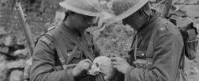 Fenomenos Paranormales En la Primera Guerra Mundial