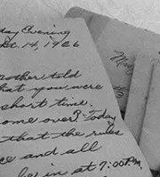 Conspiración Masónica en una carta que estuvo a la vista hasta 1977