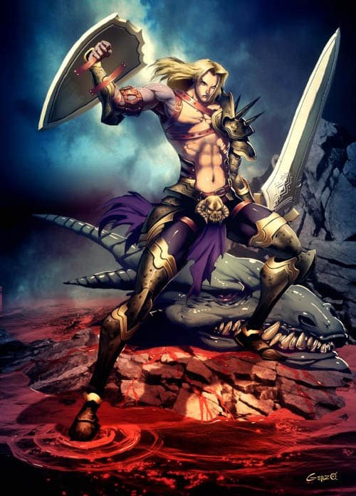 La leyenda de Siegfried