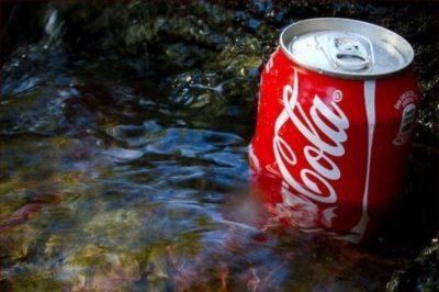 Coca Cola, Pepsi, Danone y Nestlé las empresas que más contaminan al planeta.