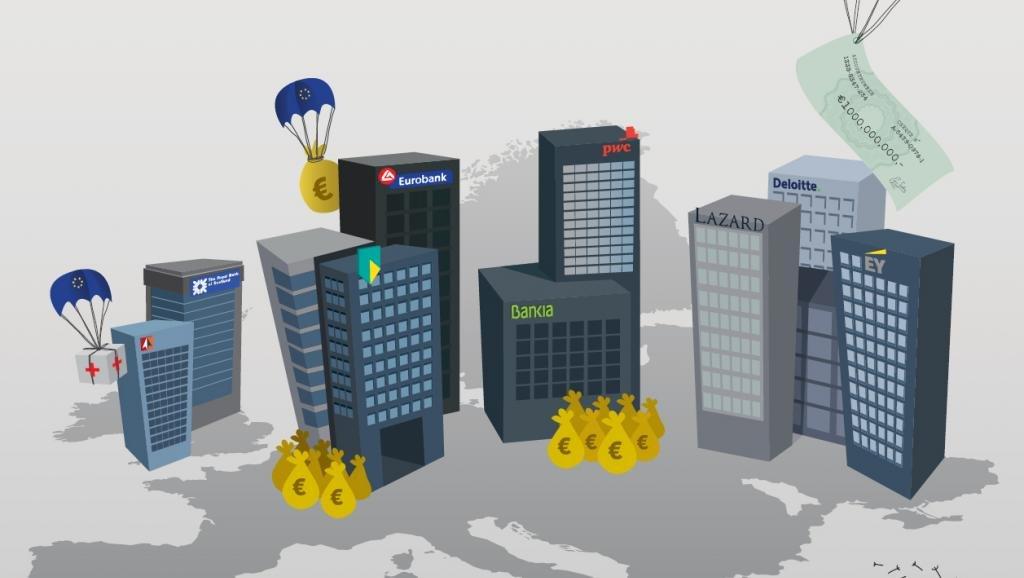¿Quién se beneficia de los rescates bancarios?