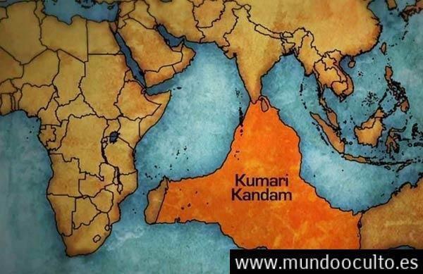 Los continentes hallados hundidos recientemente sugieren que el mítico continente de Lemuria era real