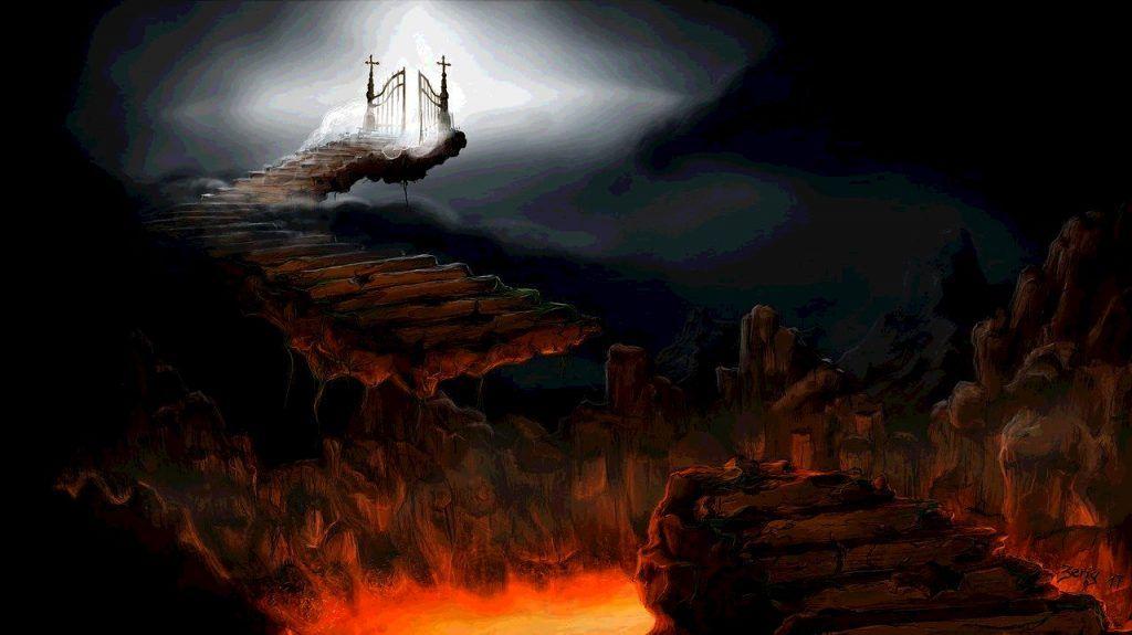 ¿A dónde vamos cuando morimos? 7 capas espirituales 1