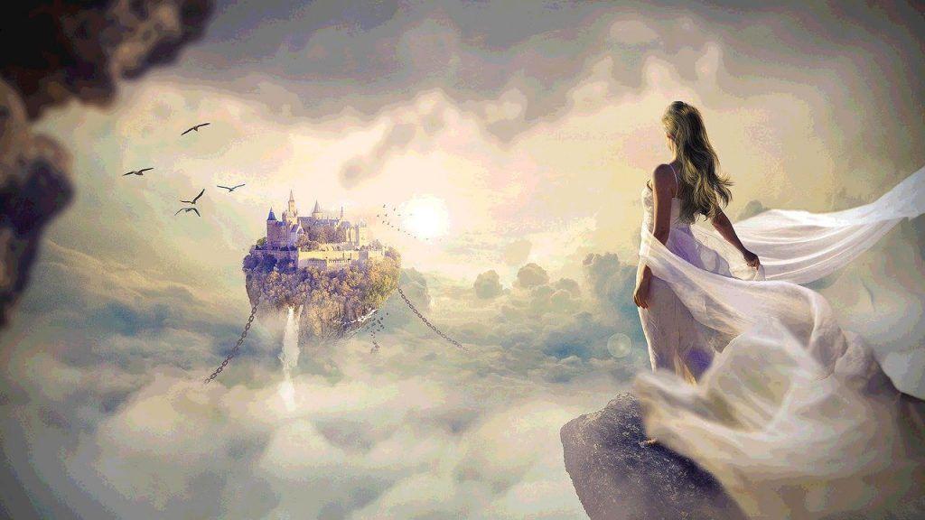 El cielo es uno de los lugares a donde vamos cuando morimos