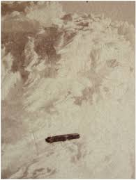 Una aeronave misteriosa se observó en los Estados Unidos en el siglo XIX.