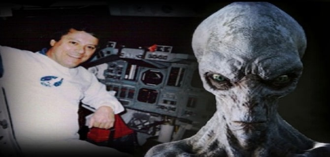 Entrevista a un ex ingeniero de la NASA «Vi un extraterrestre de 3 metros de altura, ellos están aquí»