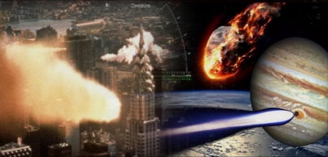 Científicos Alertan: «Júpiter amenaza la Tierra»