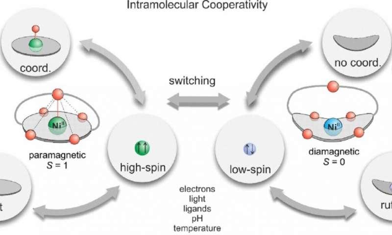 Ciencia: Computación con moléculas: un gran paso en la espintrónica molecular