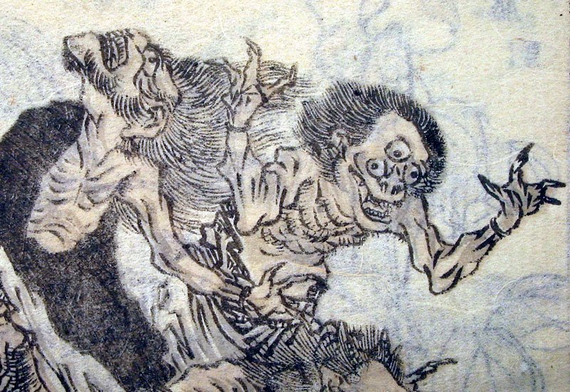 Demonio Oni: Heraldo cruel de la enfermedad y la desgracia en el folclore japonés