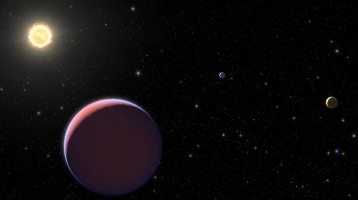 Descubren extraños planetas tan blandos como el «algodón de azúcar»