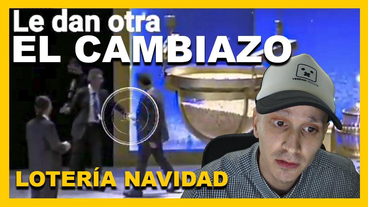 EL CAMBIAZO DEL TONGO DE NAVIDAD 2019