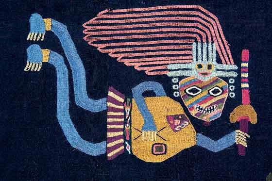 Posible representación del dios Kon