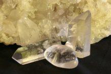 El Cristal de Cuarzo y su poder eléctrico y místico, según el chamanismo.