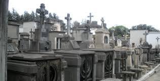 El Fantasma Del Cementerio de Cevil Pozo