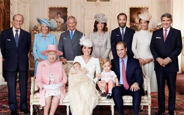 El linaje de la familia real de Inglaterra se ha vinculado a los reyes Merovingios y a los llamados diosesreptilianosde Sumeria..