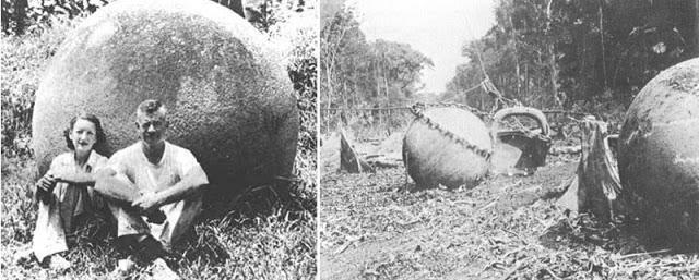 El misterio de las PETROESFERAS dispersas por el planeta con ENIGMÁTICO significado