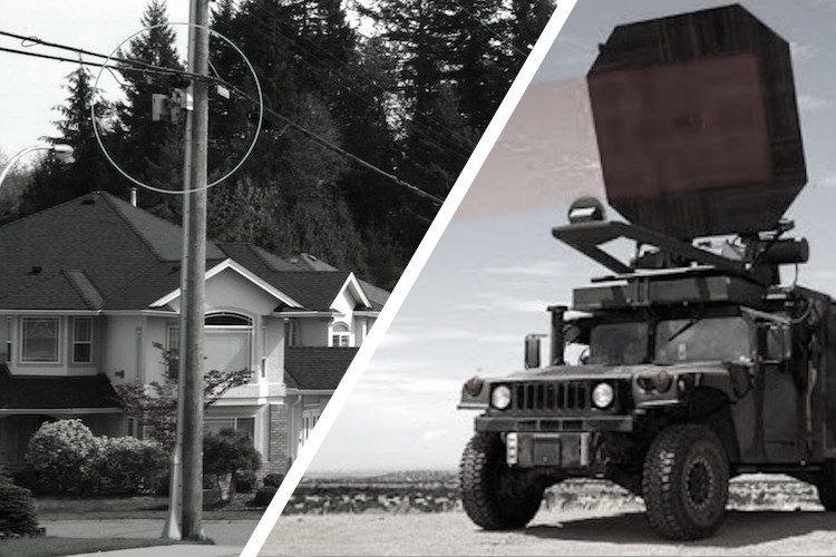 El uso militar oculto de la tecnología 5G