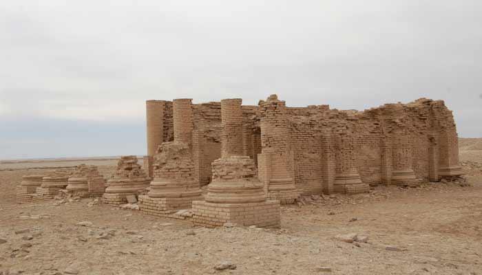 ¿Encontraron un portal estelar en Iraq? Factible motivo de la guerra