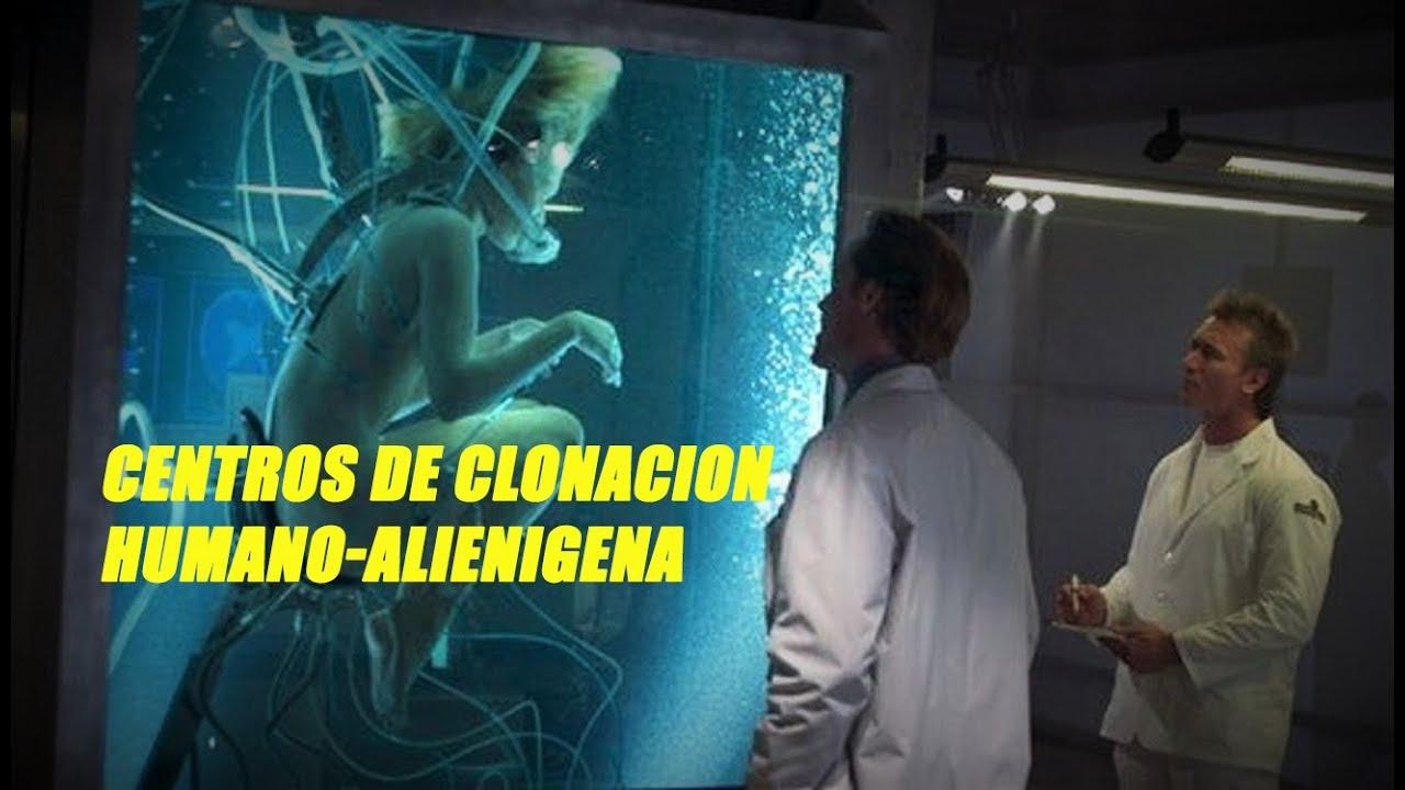 Ex illuminati habla sobre centros de clonacion y reptilianos