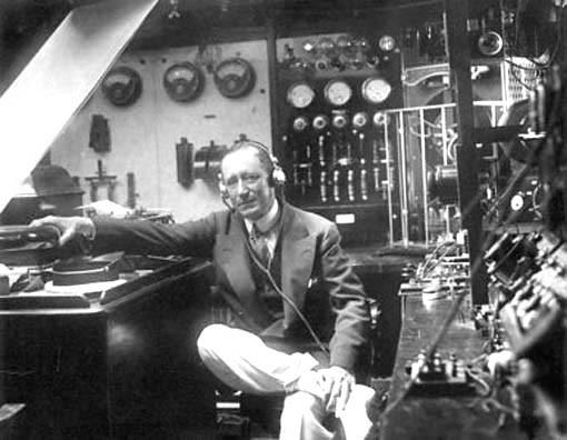 Guglielmo Marconi, inventor controversial.