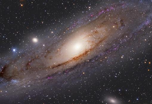 Hasta dónde se extiende el Universo? Cómo de grande es el Universo y por qué podría estar hecho de píxeles