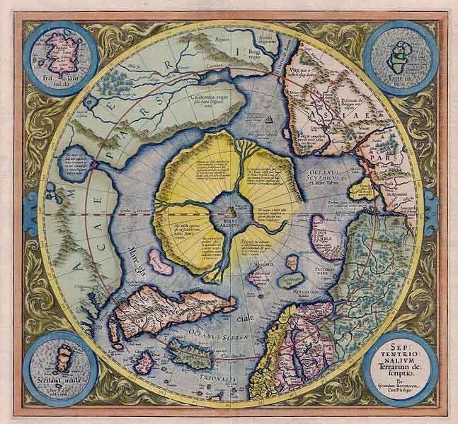 Hiperbórea: el continente borrado de la historia