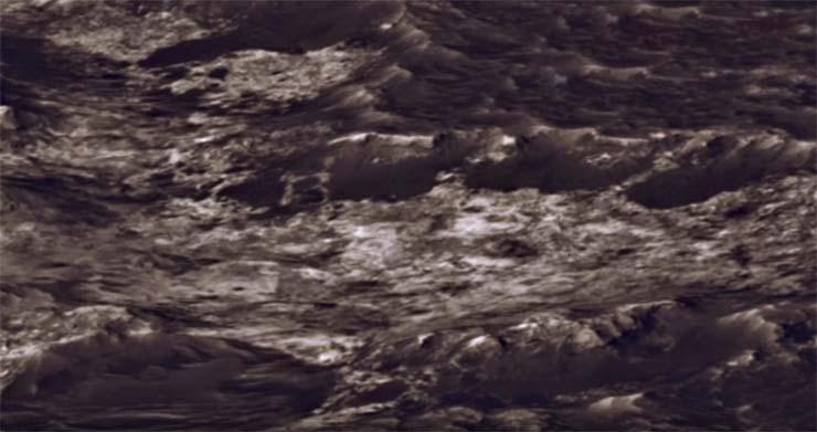 La gran 'B' en Marte