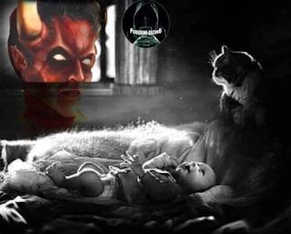 La leyenda ( REAL ) «El pacto del Gato con el Diablo»